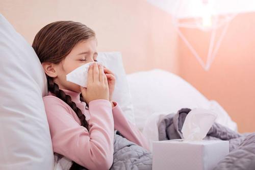 怎樣判斷孩子是否患上流感?