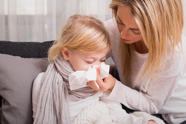 3個小習慣  減緩小孩感冒症狀