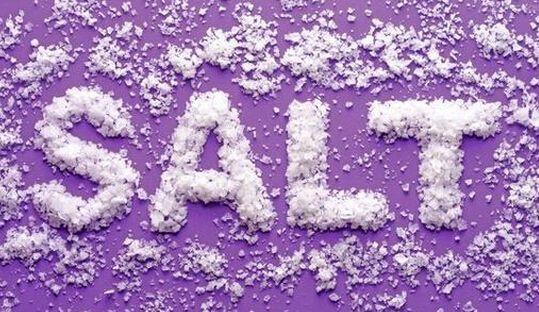 高鹽食品——無形的殺手