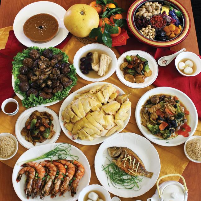擔心年菜吃太油膩?營養師教你快速解膩!