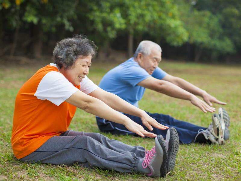 富維他命飲食 減老年人衰弱風險