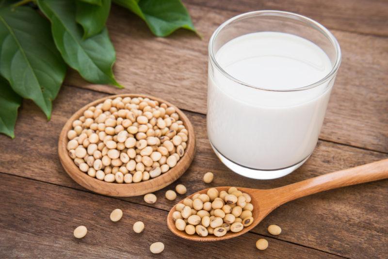 喝豆漿預防乳腺癌 醫:勿過量