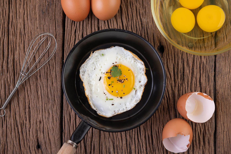 【健康飲食】一日可以食幾隻蛋
