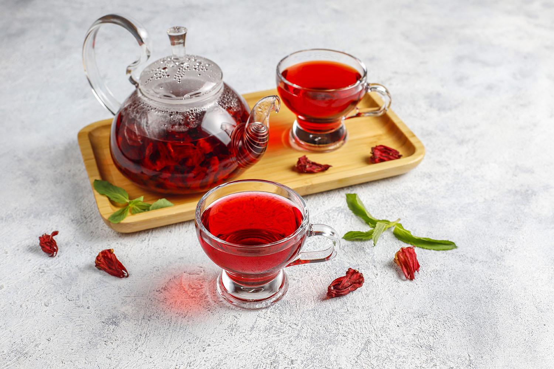 【花花世界】花茶好處多 健康又暖心
