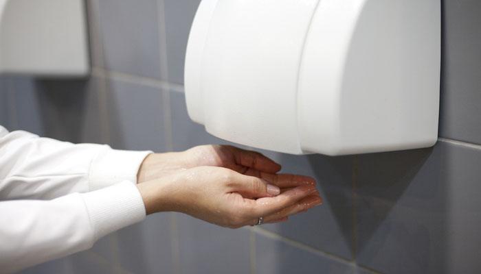 【健康抗疫】洗手得當 更要正確乾手