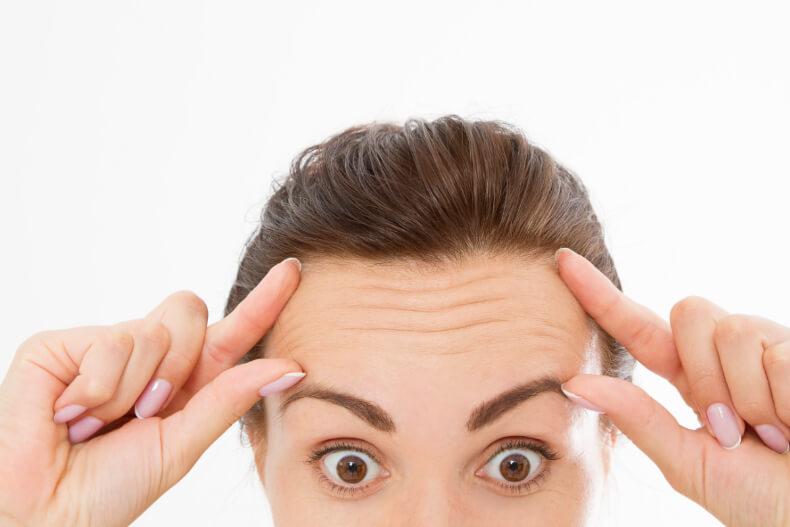【健康身體】額頭有皺紋 注意心血管疾病來襲
