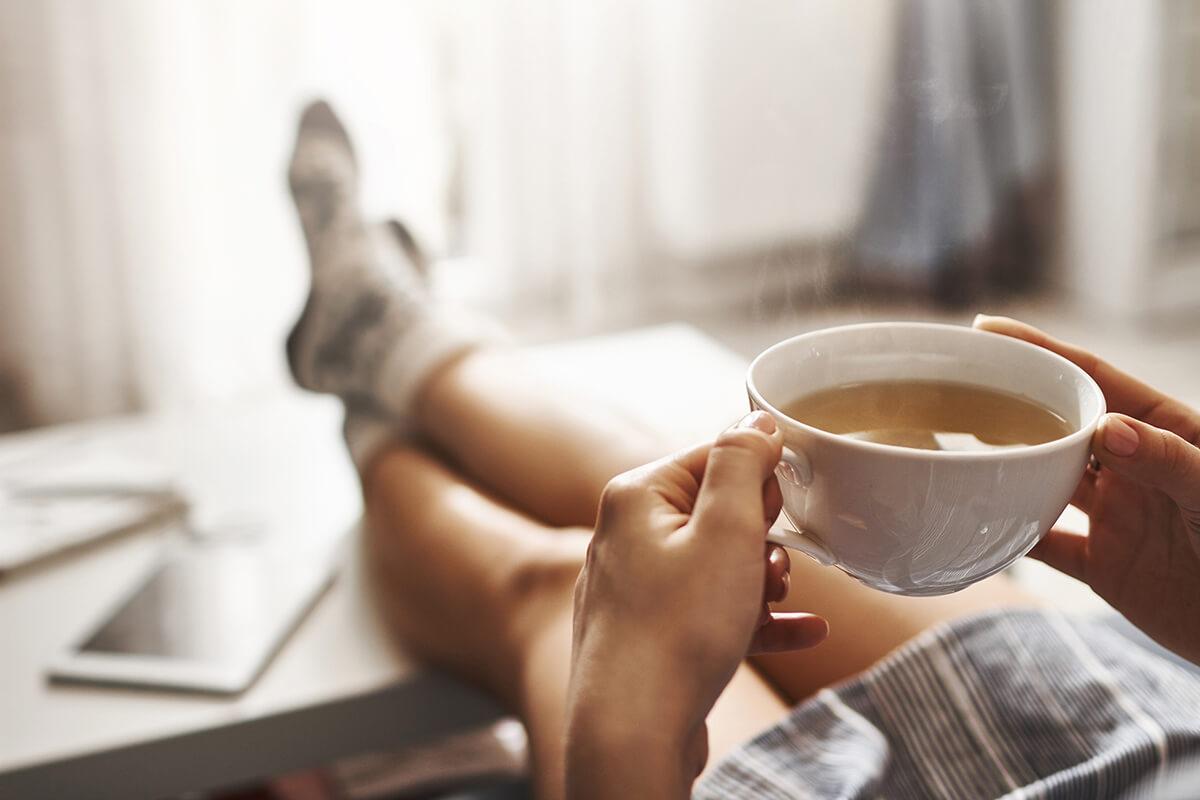 【安定心神】每日3杯茶顧好脾胃