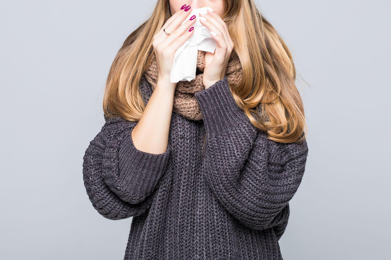 【冬天來了】氣溫轉冷 鼻敏感又發作
