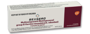B型腦膜炎雙球菌疫苗 Bexsero — 單針